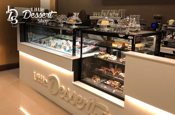 Little Dessert Shop luxury sweet treats, Braehead