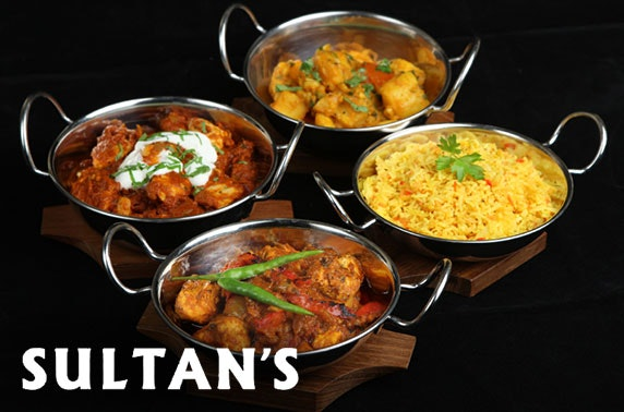 Recently-opened Sultan's Indian dining, West End