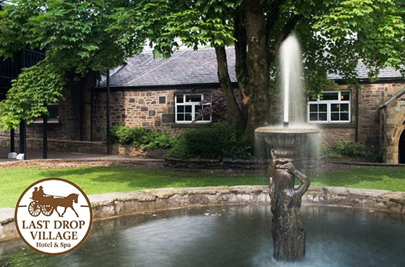4* countryside break inc spa access - from £69