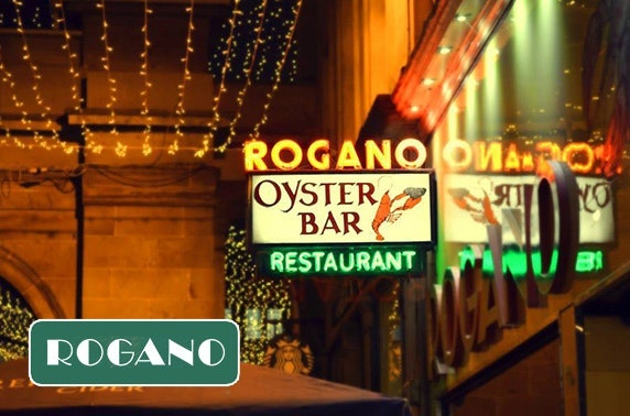 Easter Sunday lunch or dinner at Café Rogano