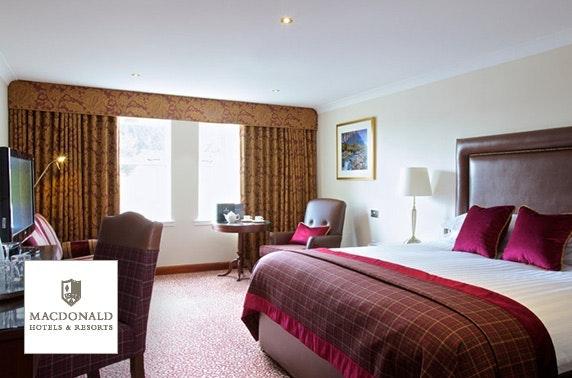 Abbamania tribute, 4* Macdonald Crutherland House Hotel
