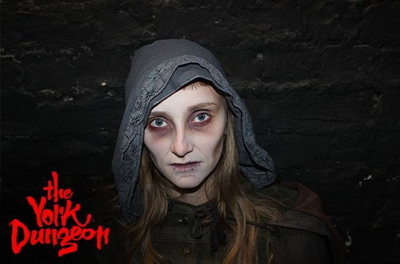 The York Dungeon entry