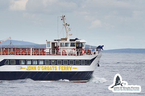 Wildlife cruise with John O' Groats Ferries