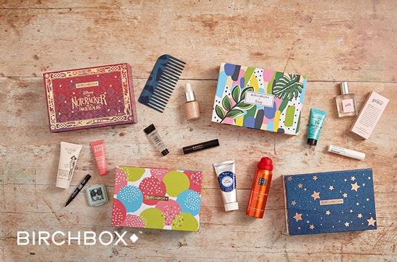 2 Birchboxes - £10