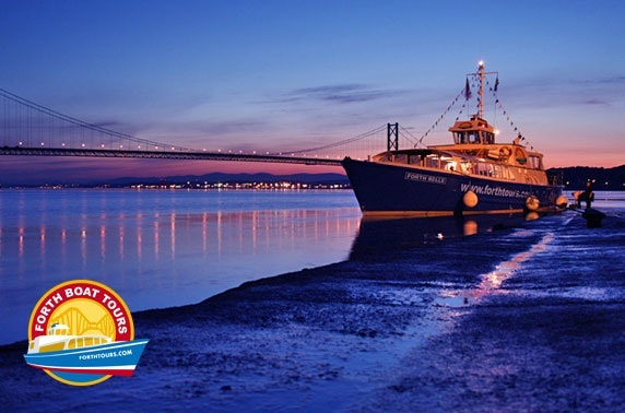 Firth of Forth boat tours - from £4pp