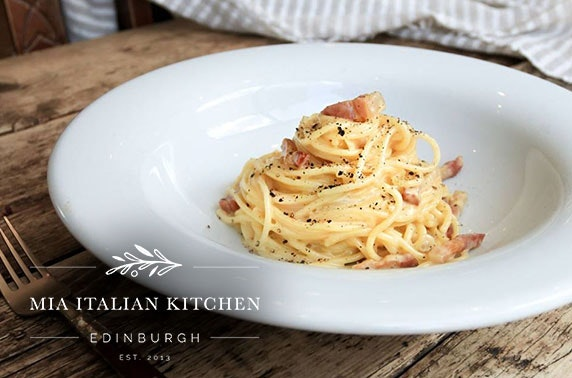 Mia Italian Kitchen Morningside Dalry Itison