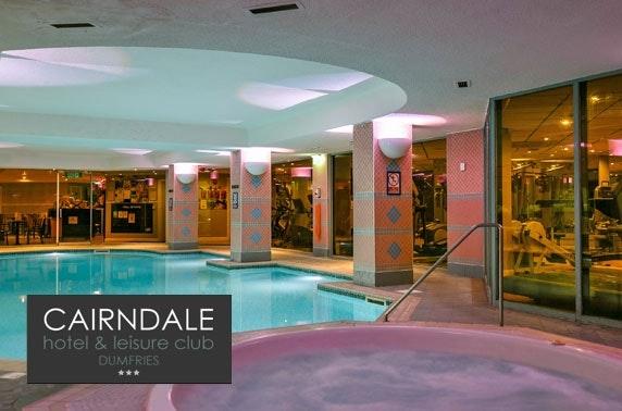 Cairndale Hotel Sunday DBB - £99