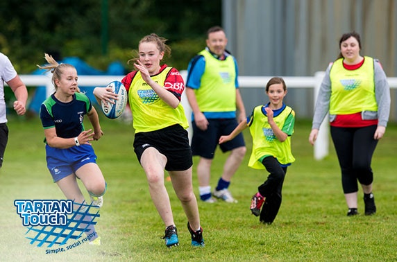 Scottish Rugby Tartan Touch season pass