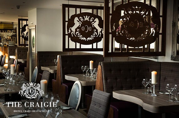The Craigie Hotel dining