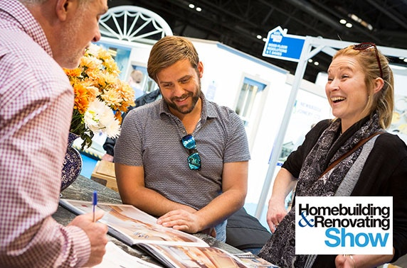 Free tickets to The Scottish Homebuilding & Renovating Show, SEC