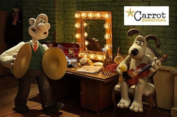 Wallace & Gromit's Musical Marvels at The Lowry Lyric Theatre