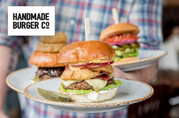 Private vintage cinema hire & food at Handmade Burger Co., City Centre