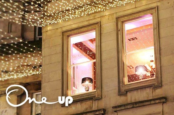 One Up Party Pod & Prosecco