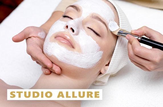 Studio Allure treatments