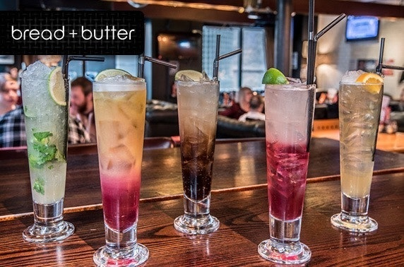 Buchanan St drinks & nibbles