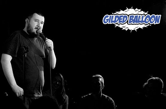Live stand-up, Gilded Balloon Basement