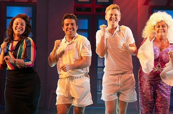 Club Tropicana the Musical at Sunderland Empire