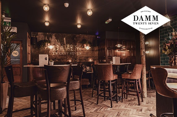 Brand new Damm27 dining, Newington