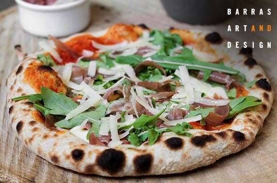 BackYard pizza or tacos & drinks at BAaD
