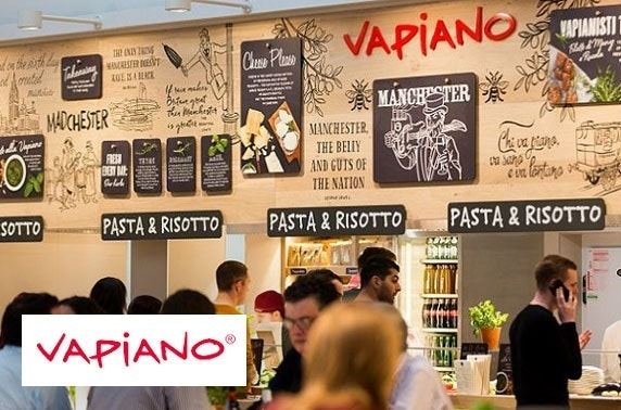Vapiano, Corn Exchange