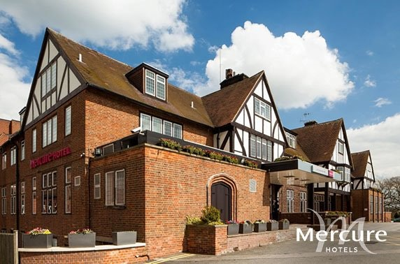Mercure Leeds Parkway DBB – from £69