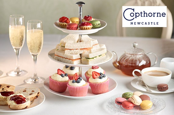 4* Copthorne Hotel Prosecco afternoon tea
