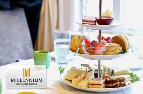 Millennium Hotel dining