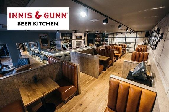 Innis & Gunn Beer Kitchen, Dundee