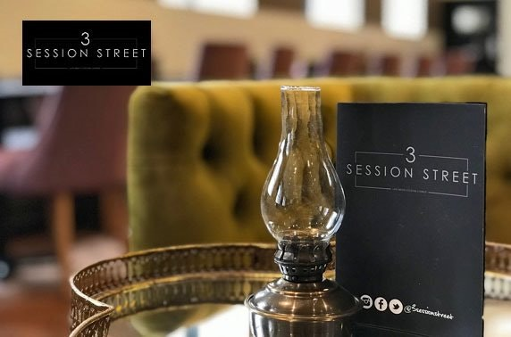 3 Session Street dining & drinks