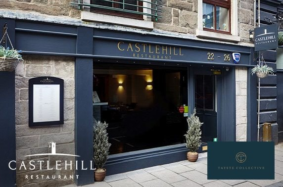 Luxury dining at Castlehill