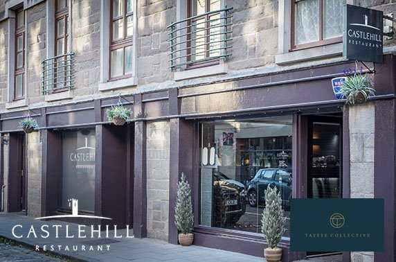 Michelin-recommended Castlehill dining