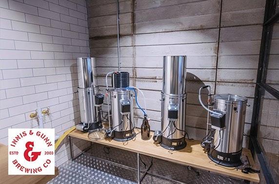 Brew School at Innis & Gunn Brewery Taproom