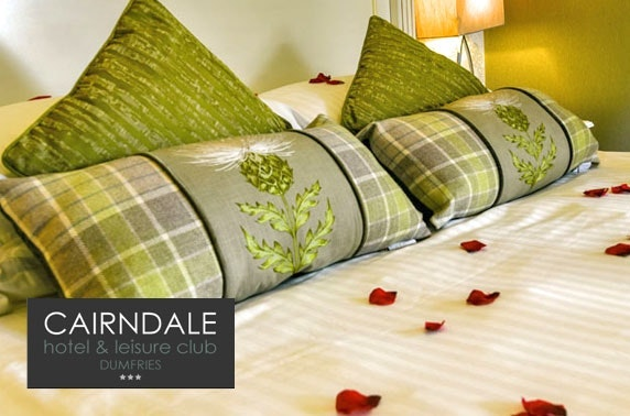 Cairndale Hotel, Dumfries stay - £75