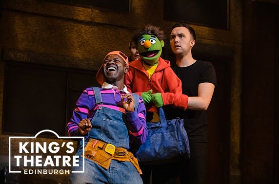 Avenue Q at King's Theatre Edinburgh