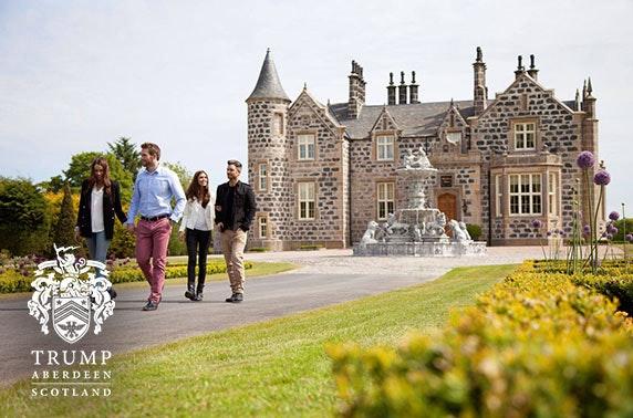 5* MacLeod House, Aberdeen luxury spa day
