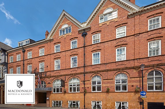 4* central Chester stay – from £99