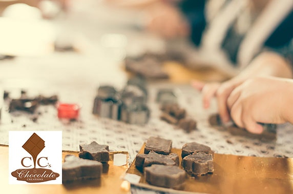 CC's Chocolate Creations workshops