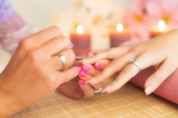 Gel nails or express acrylics, City Centre