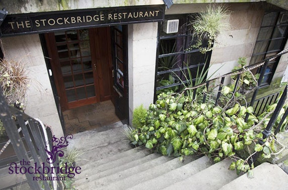 2 AA Rosette-awarded The Stockbridge Restaurant fine dining