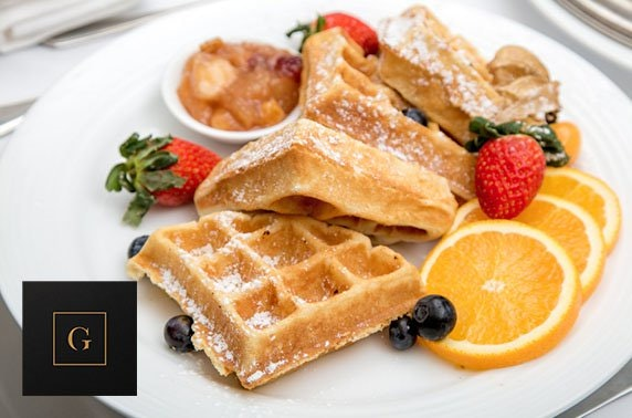 The Grahamston brunch, 4* Radisson Blu – from £6pp