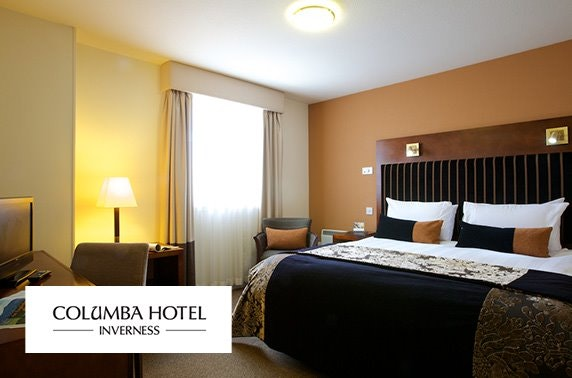 4* The Columba Hotel DBB, Inverness