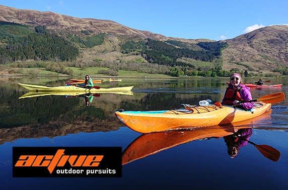5* Active Outdoor Pursuits activity day, Great Glen