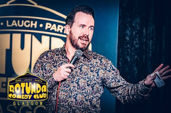 Rotunda Comedy Club tickets – from £3.50pp!