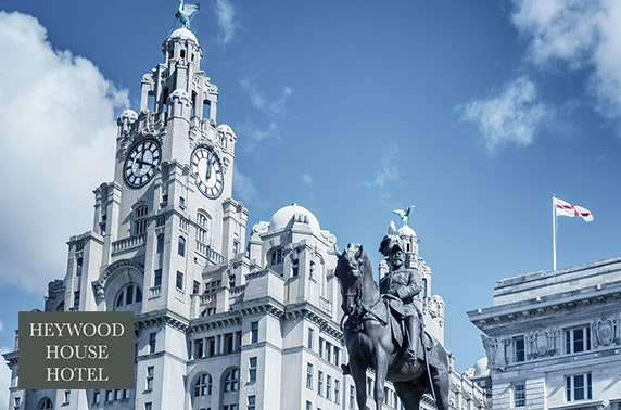 Liverpool city break - from £59
