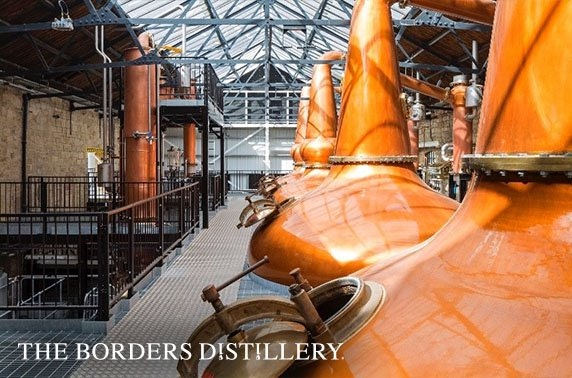 The Borders Distillery tour & dram