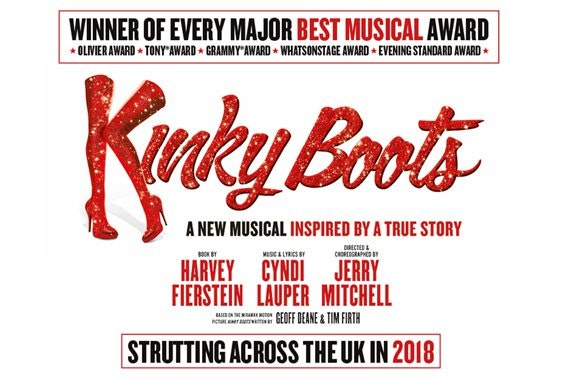 Kinky Boots at Sunderland Empire