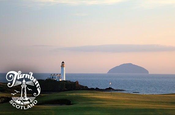 Golf round & lesson, Trump Turnberry