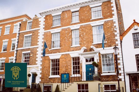 Boutique Chester stay