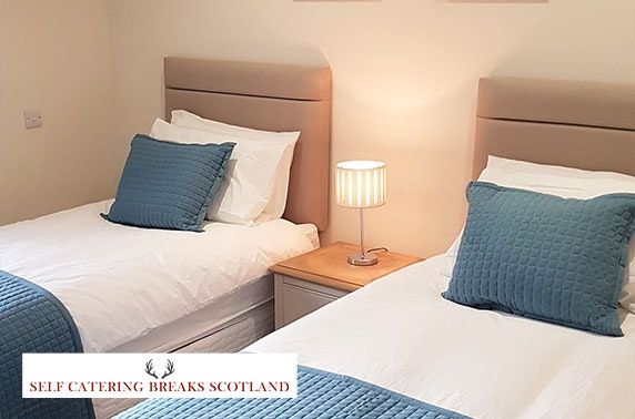 Holiday home stay – from £23pppn