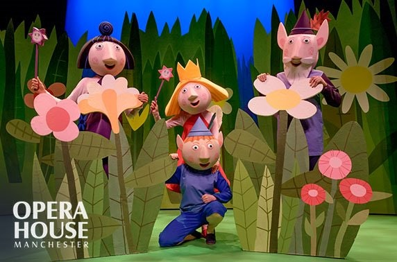 Ben & Holly's Little Kingdom at Opera House Manchester
